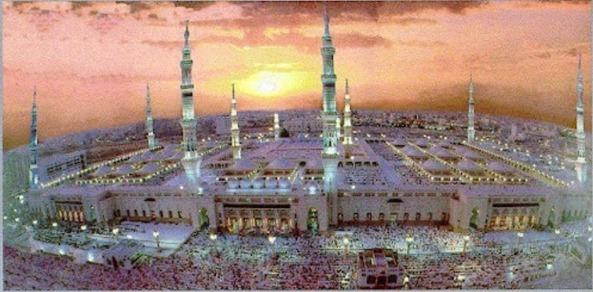அழகிய பள்ளிவாயல்கள் (MASJID WALLPAPER) Islamic-wallpaper_masjid-e-nabwi_4