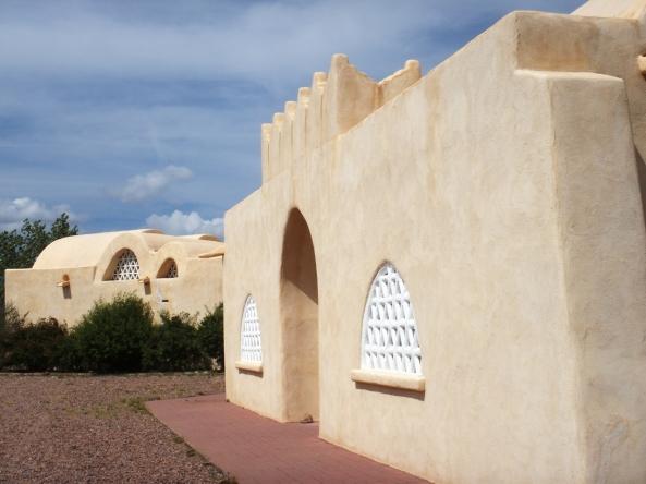 அழகிய பள்ளிவாயல்கள் (MASJID WALLPAPER) - Page 2 Islamic-wallpaper_masjid-wallpaper_dar-al-islam-mosque-in-mexico