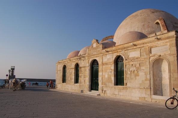 அழகிய பள்ளிவாயல்கள் (MASJID WALLPAPER) - Page 2 Islamic-wallpaper_masjid-wallpaper_hassan-pasha-mosque-in-crete-greece